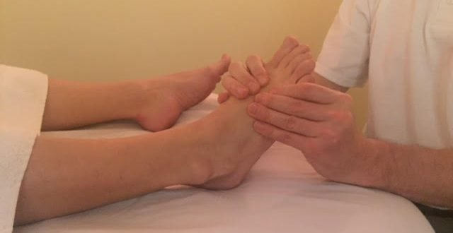 reflexology career