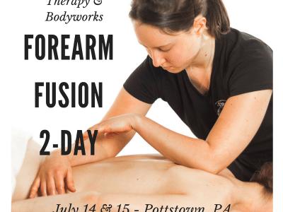 Forearm Fusion