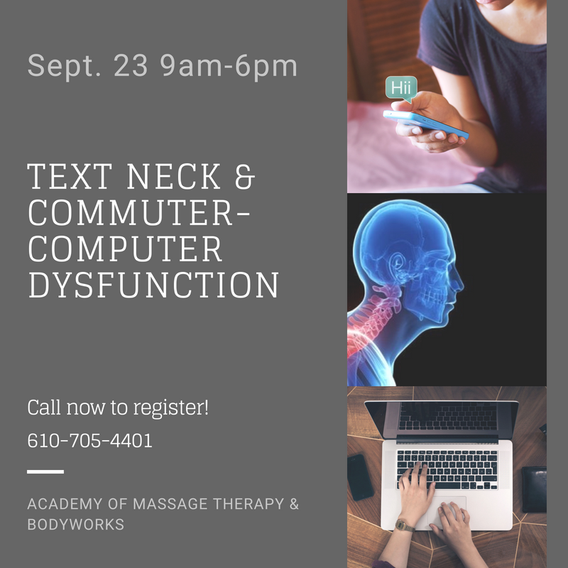 Text Neck Class Sept 23