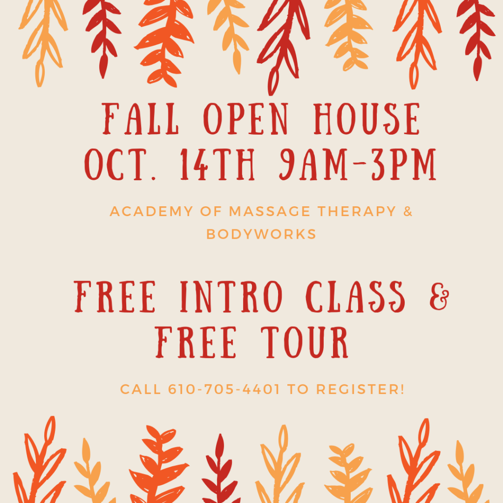 Open House Oct 14