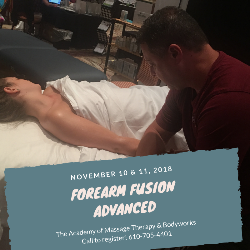 Forearm Fusion Advanced