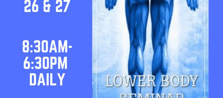 Lower Body Class