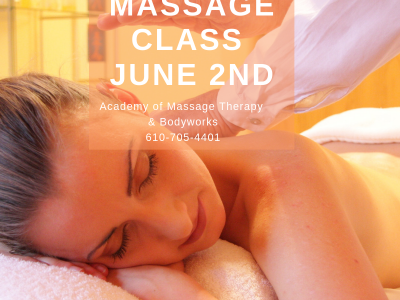 Free Massage Class June 2