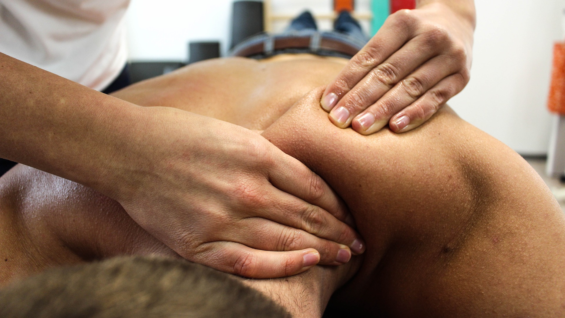 massage for injury recovery